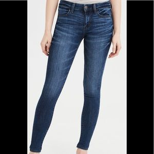 American 🦅 Outfitters Super Stretch Skinny 👖 ~12